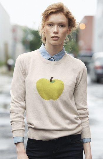 свитер с рубашкой 15