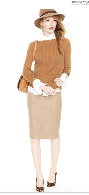свитер с рубашкой 21