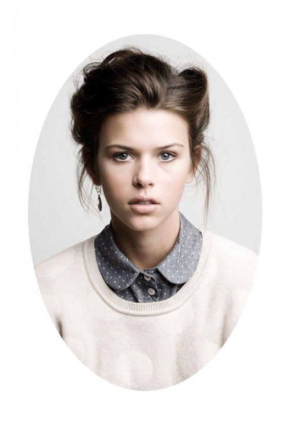 свитер с рубашкой 23