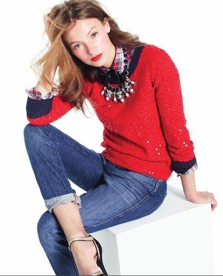 свитер с рубашкой 27
