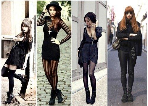 стили одежды 07