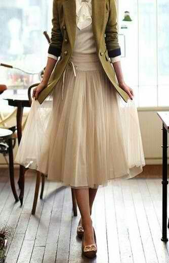 балетный стиль в одежде 01