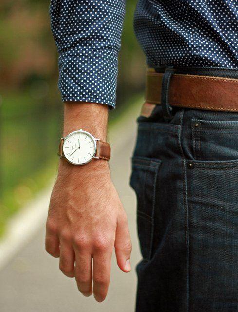 как выбрать мужские часы 01