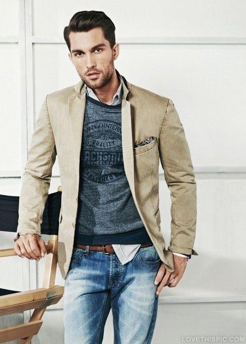 многослойность мужской стиль мода 02