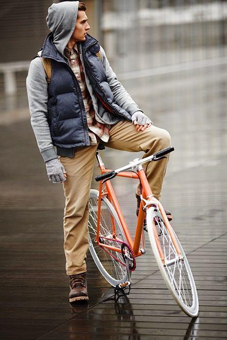многослойность мужской стиль мода 03