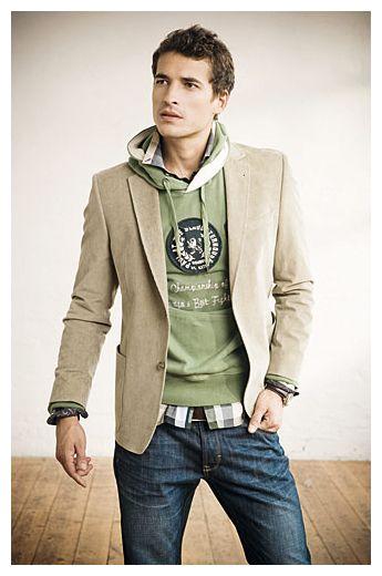 многослойность мужской стиль мода 07