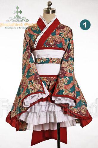 азиатский стиль в одежде 07