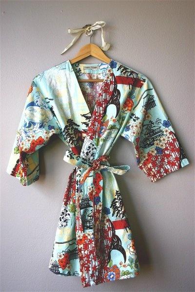 азиатский стиль в одежде 15