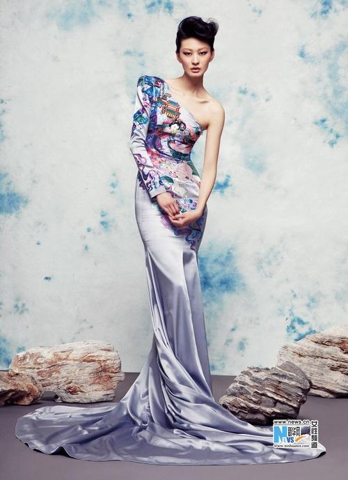 азиатский стиль в одежде 17