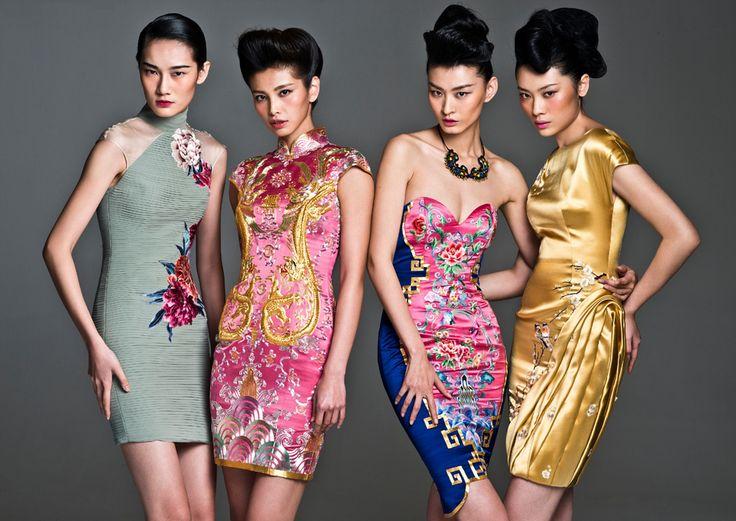 азиатский стиль в одежде 18