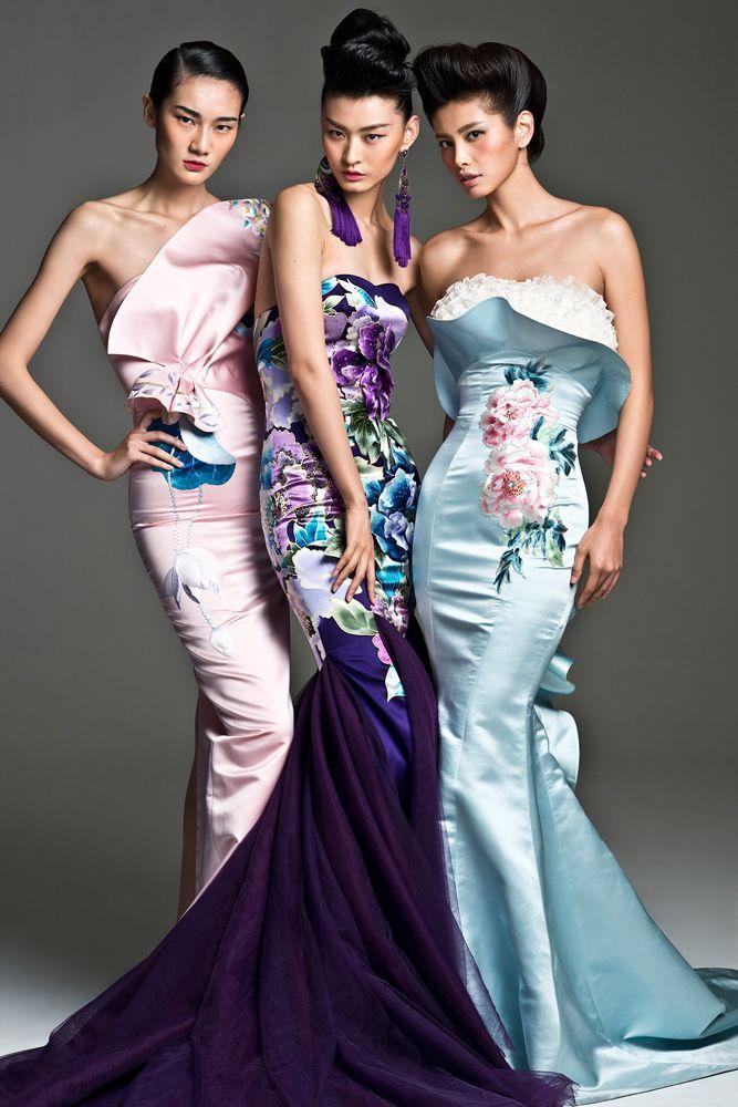 азиатский стиль в одежде 20
