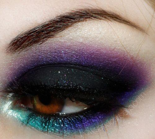 макияж для карих глаз фото 12