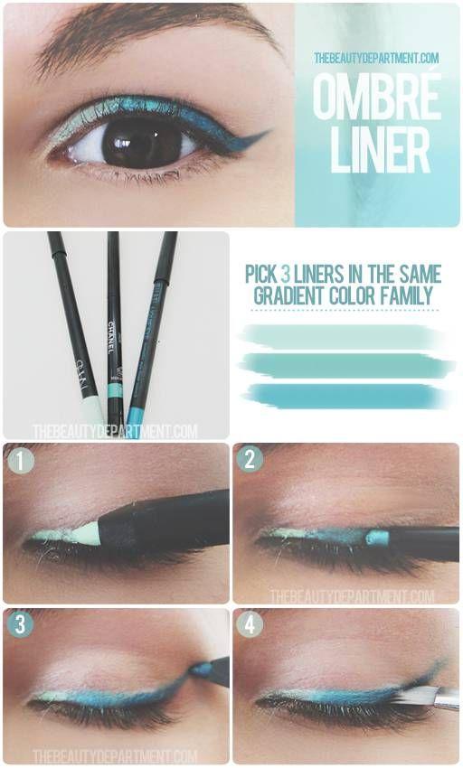 макияж для карих глаз фото 32