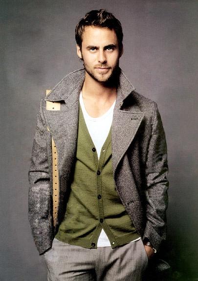 с чем носить мужское пальто 17