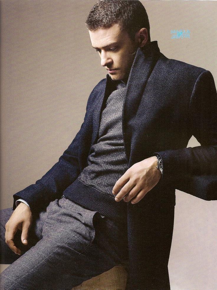 с чем носить мужское пальто 21