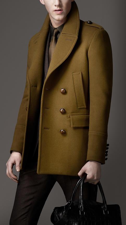 с чем носить мужское пальто 39