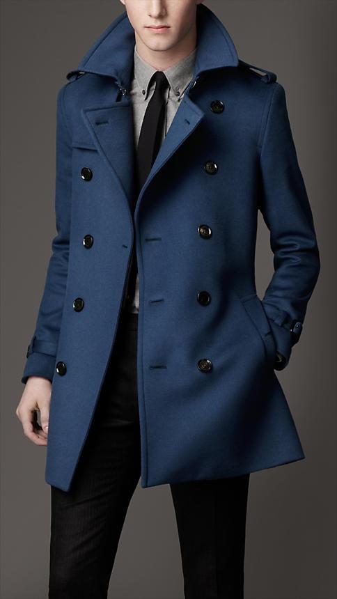 с чем носить мужское пальто 41