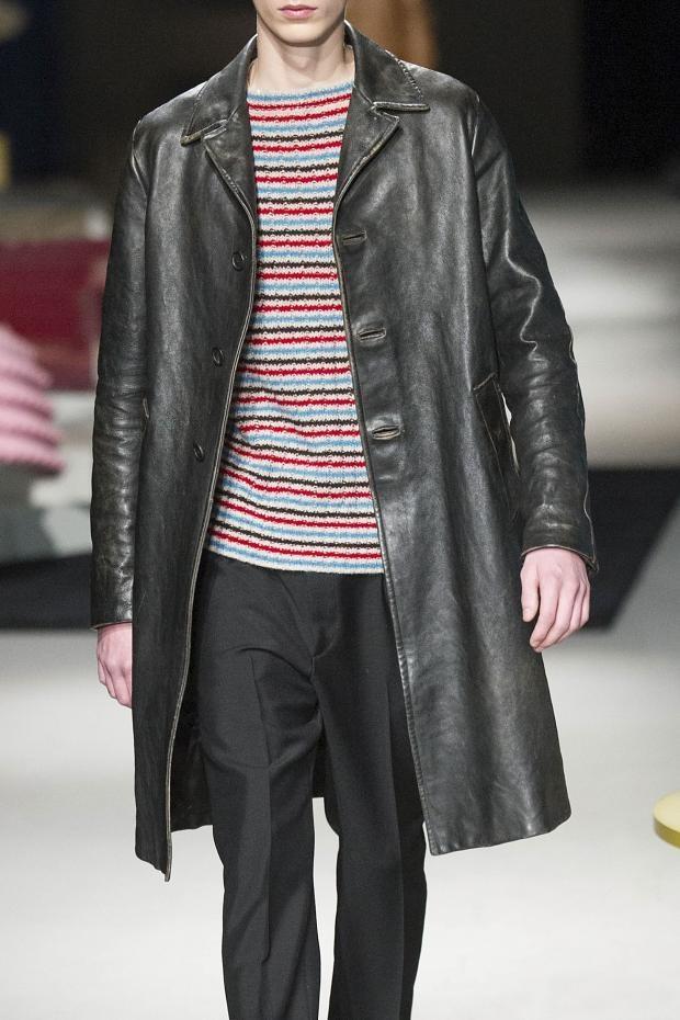 с чем носить мужское пальто 43
