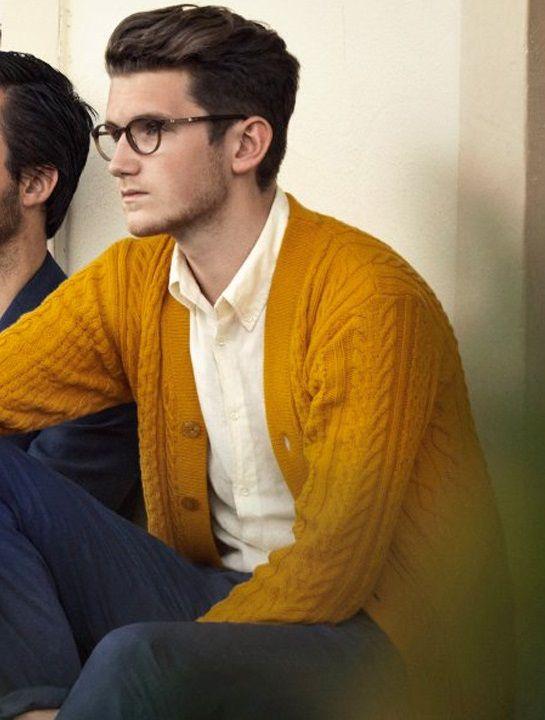 3 мужская мода стильные мужчины men in yellow 04