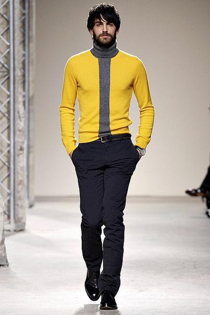 3 мужская мода стильные мужчины men in yellow 09