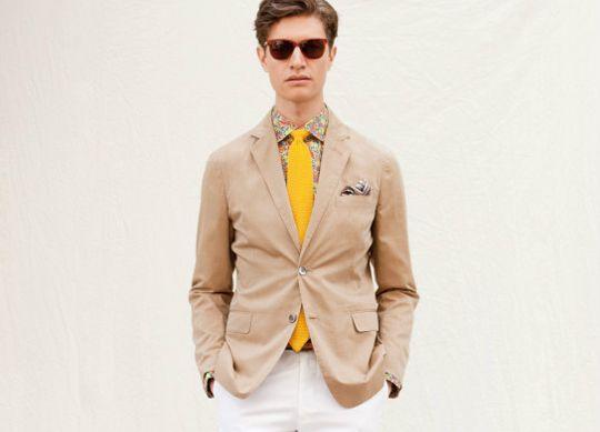 3 мужская мода стильные мужчины men in yellow 18