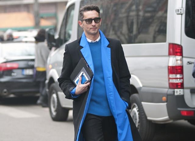 5 мужская мода стильные мужчины men in blue 09