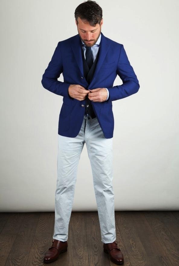 5 мужская мода стильные мужчины men in blue 14