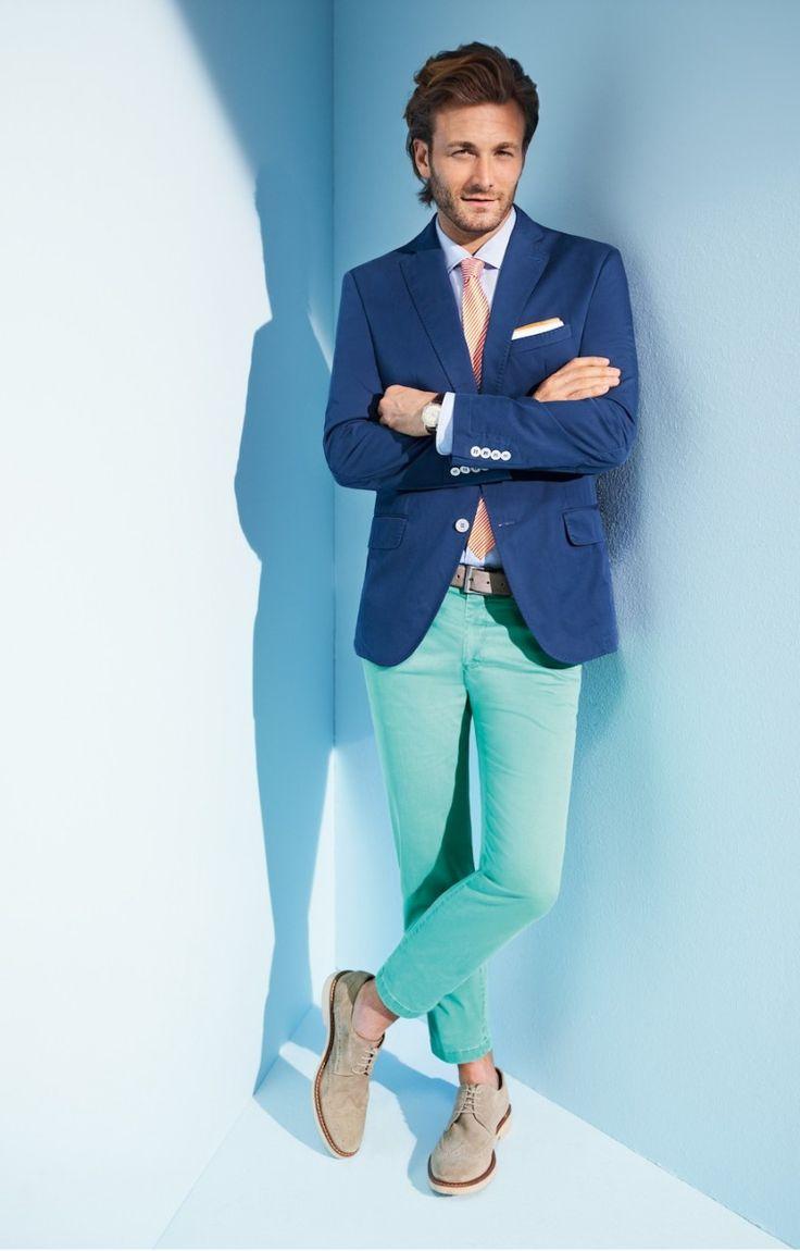 5 мужская мода стильные мужчины men in blue 15