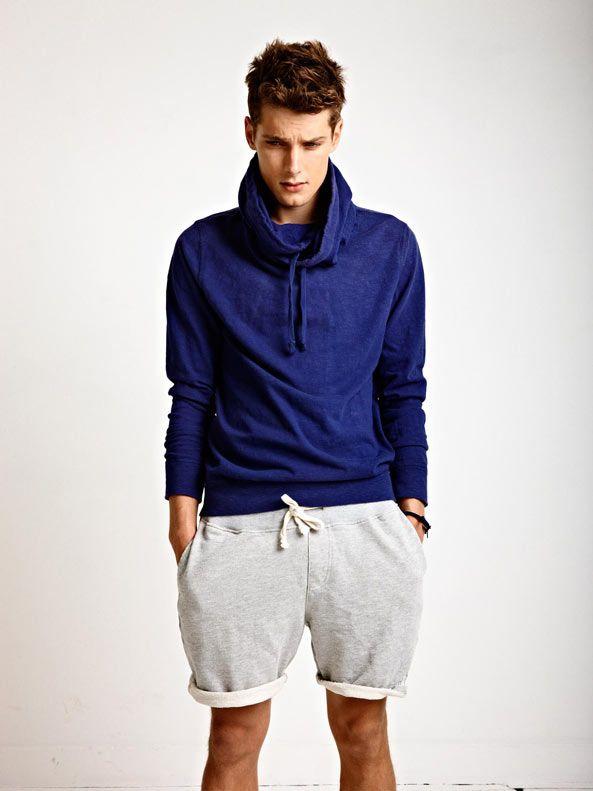 5 мужская мода стильные мужчины men in blue 16