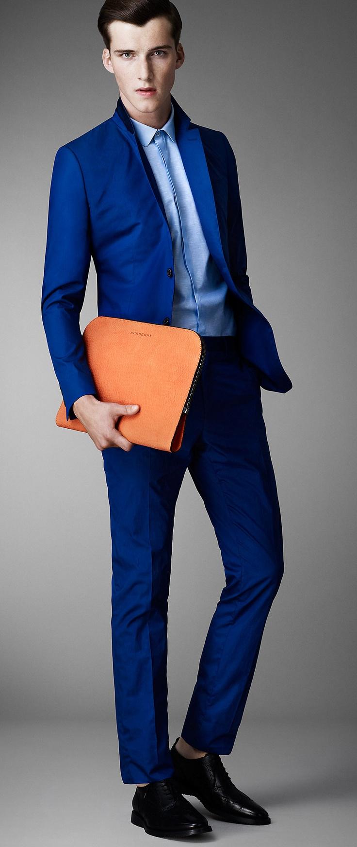 5 мужская мода стильные мужчины men in blue 17