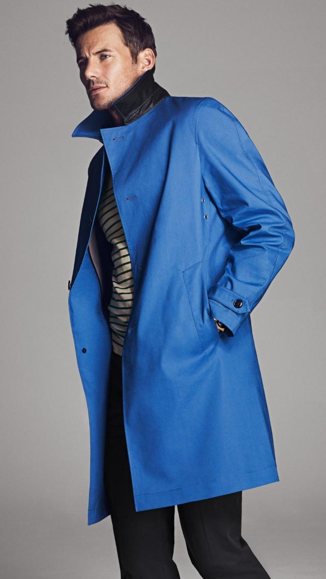 5 мужская мода стильные мужчины men in blue 18