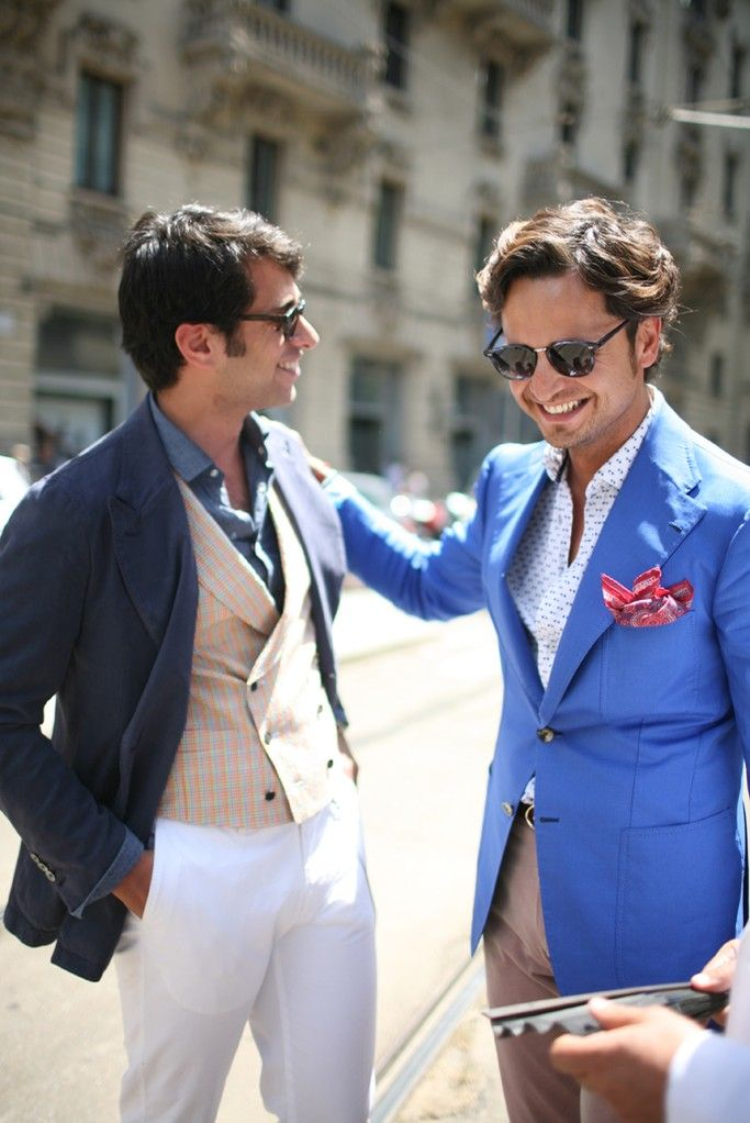 5 мужская мода стильные мужчины men in blue 21