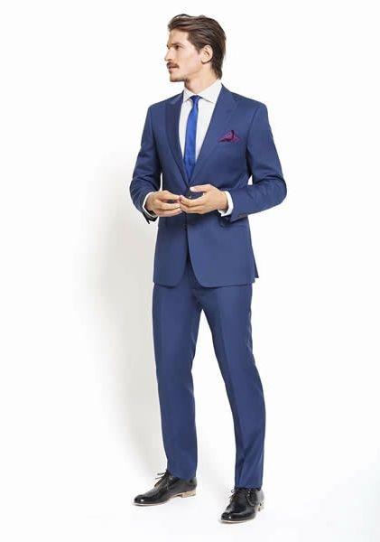 5 мужская мода стильные мужчины men in blue 22