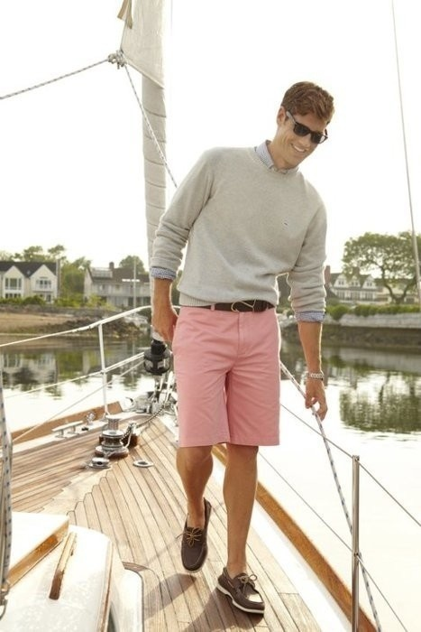 7 мужская мода стильные мужчины men in pink 11