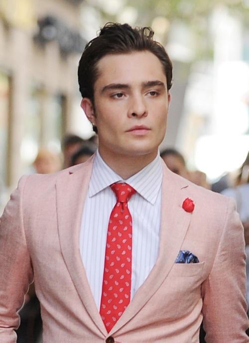 7 мужская мода стильные мужчины men in pink 14