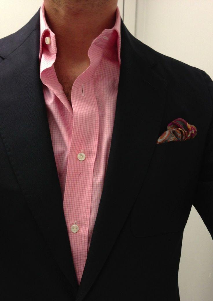 7 мужская мода стильные мужчины men in pink 17