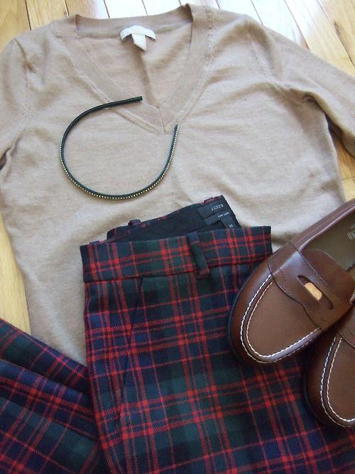 академический стиль в одежде 05