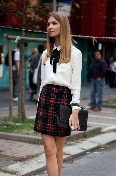 академический стиль в одежде 06