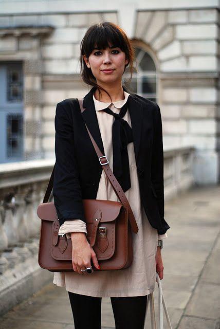 академический стиль в одежде 14