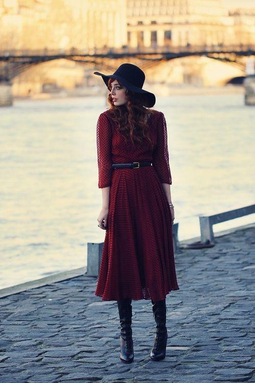 академический стиль в одежде 17