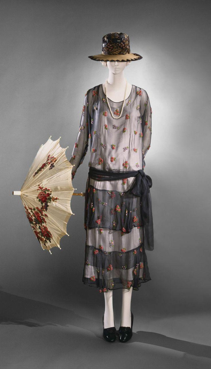 арт-деко стиль одежды 31