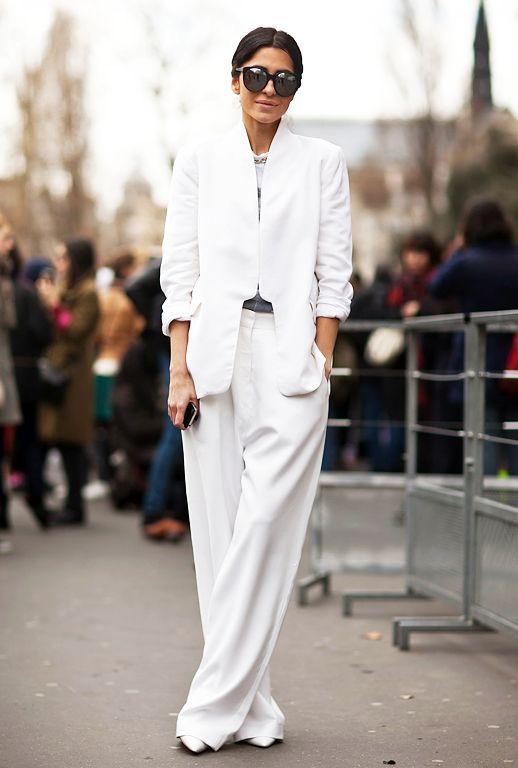 белый цвет в одежде 08
