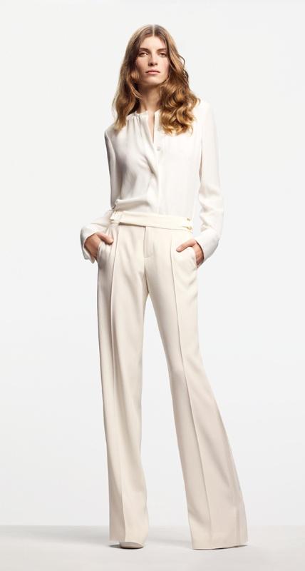 белый цвет в одежде 19