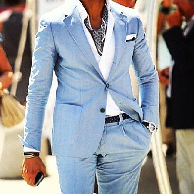 как носить шейный платок мужчине 03