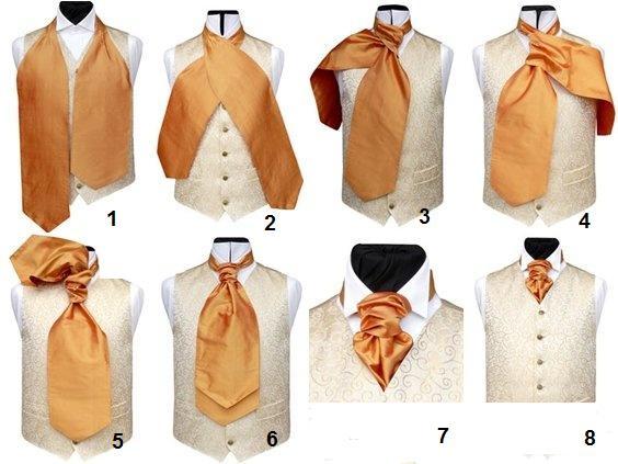 как носить шейный платок мужчине 22