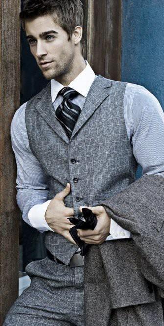 как носить шейный платок мужчине 23