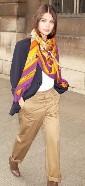 как носить шейный платок 08
