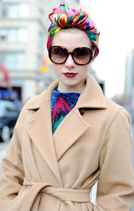 как носить шейный платок 22