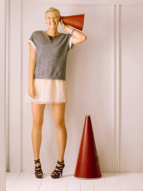 как одеваться высоким девушкам 19