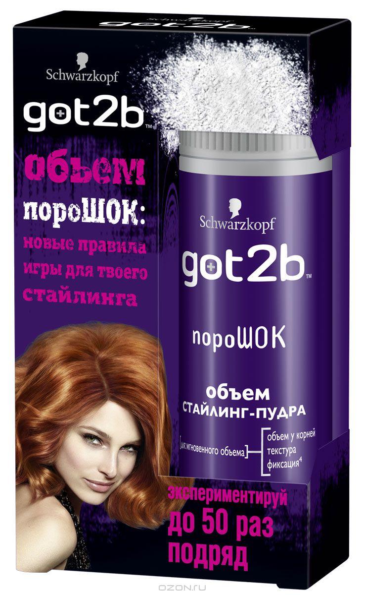 пудра для объема волос 021